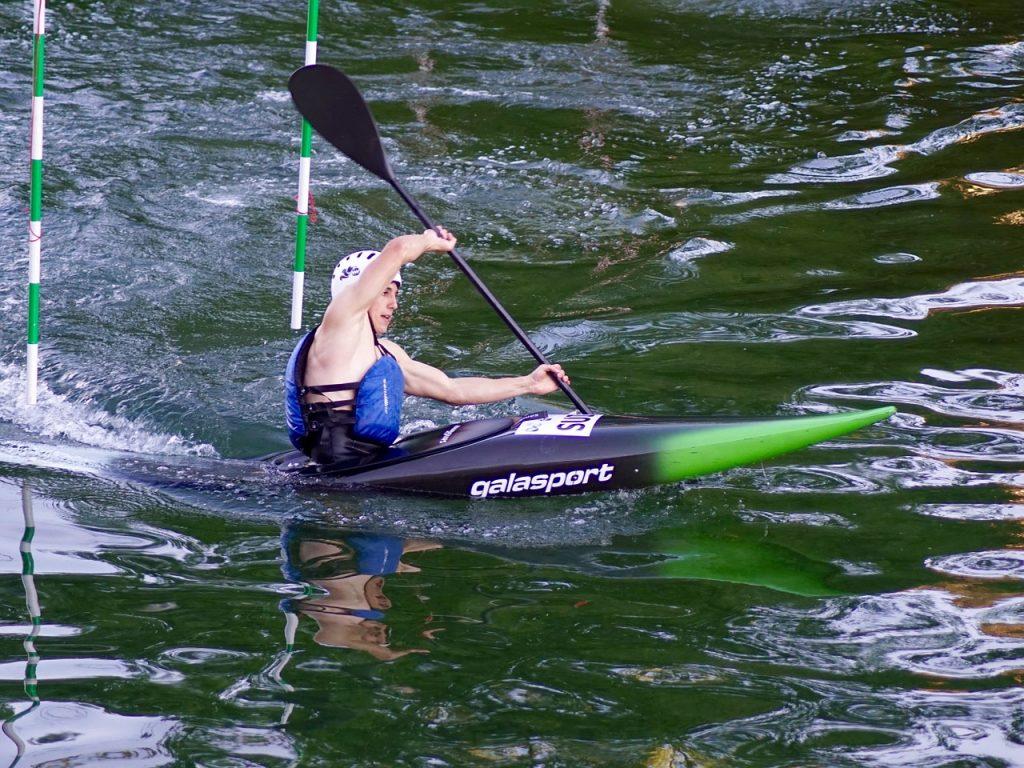 Deportes acuaticos - kayak- IMObariatrica