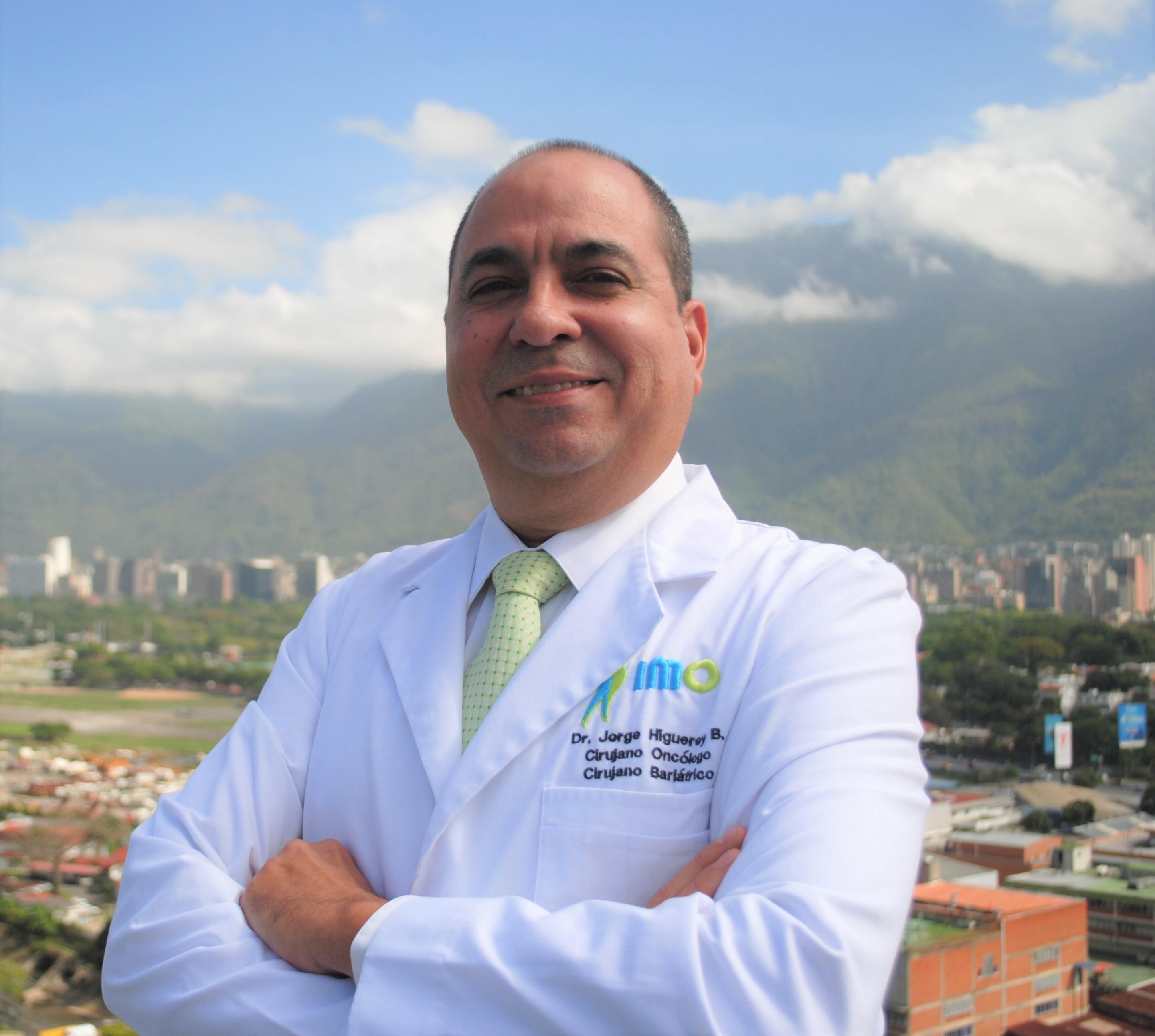 Dr Jorge Higuerey - IMOBariátrica - Cirugía Bariátrica
