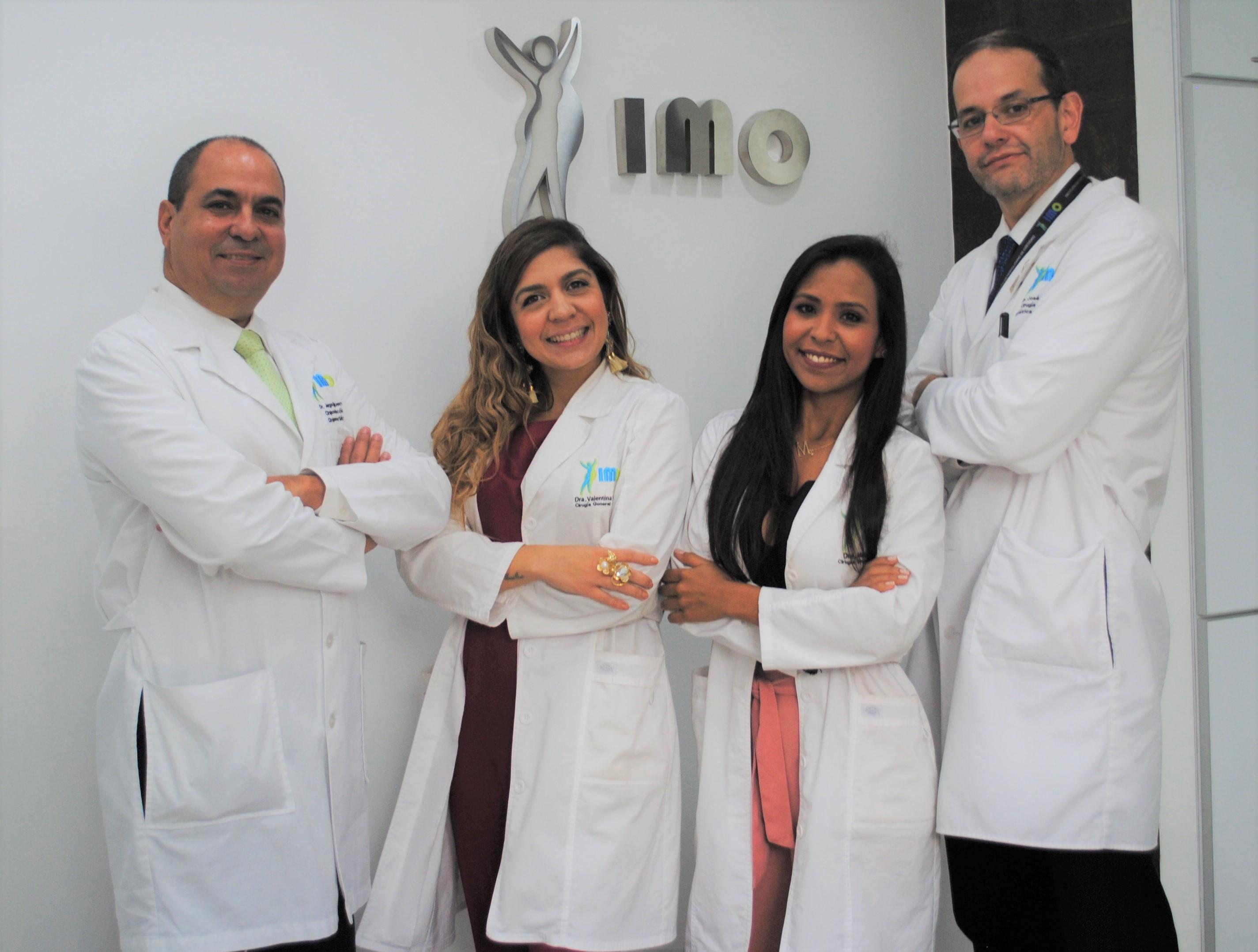 Bariátrica - Cirugías - Hablan los doctores - IMOBariátrica - cirugía metabólica
