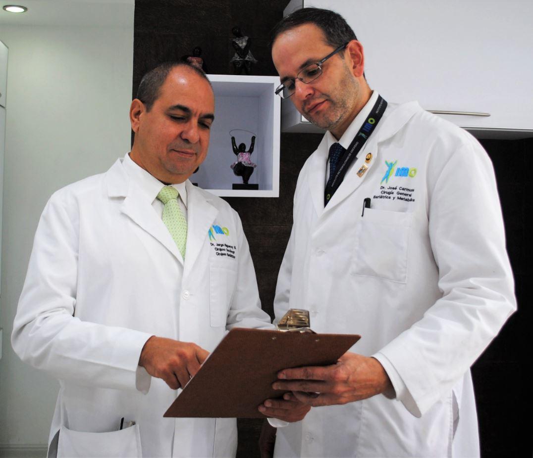 Bariátrica - Instituto Metropolitano de Obesidad - EQUIPO IMO - IMOBariátrica - Cirugía Bariátrica